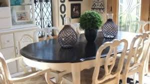 Dining Room Table Makeover Ideas Dining Room Table Paint Ideas Brokeasshome Com
