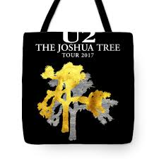 u2 joshua tree tote bag for sale by raisya irawan