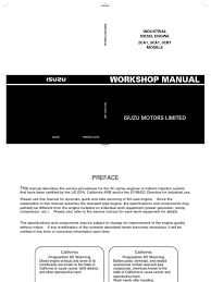 100 isuzu npr 2006 service manual free pdf download isuzu n