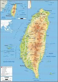 Palau Map Geoatlas Countries Taiwan Map City Illustrator Fully