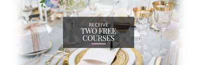 how to become a wedding planner for free two free courses qc event school