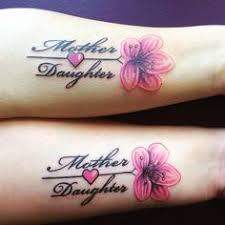 40 amazing mother daughter tattoos ideas to show your lovely