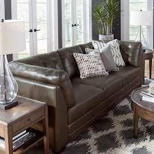 Bassett Sectional Sofa Amazing Slate Gray Leather Sofa Bassett Home Furnishings