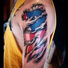 55 heroic american flag tattoos stripe tattoo tattoo and tattoo
