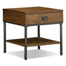 value city furniture end tables shipyard end table nutmeg value city furniture and mattresses