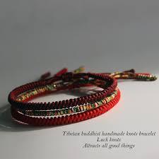 bracelet lucky images Handmade knots lucky rope bracelet zenshopworld jpg