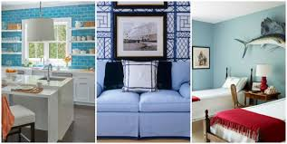 Blue And White Bedrooms Decorate Your Home In Blue And White Chic Home Decorating Ideas