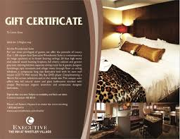 hotel gift card whistler gift card executive hotels resorts