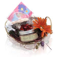 chocolate spa bath birthday gift basket cake soap cocoa scrub