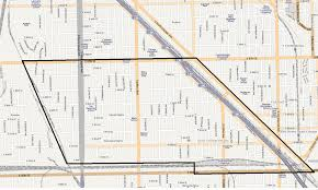 Chicago Area Zip Code Map by Calumet Heights Chicago Wikipedia