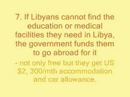 16 facts about gaddafi s libya that is unknown to the world