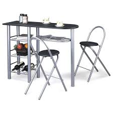 achat table cuisine achat table cuisine table haute de bar avec chaises style mdf noir