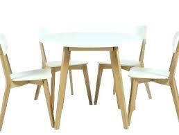 table ronde de cuisine table de cuisine design de maison