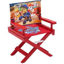 chaise de cinéma chaise directeur cinema pat patrouille en bois pat patrouille pas
