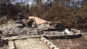 Wild Fire Vs Dragon Fire by Wildfire Burn Victim Donovan Smith U0027it Was Like Armageddon U0027