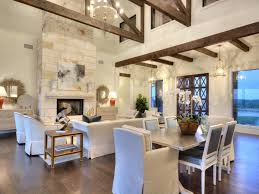 design a custom home chic transitional home with southwestern charm by design