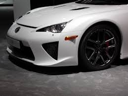 lexus supercar lfa lexus lfa supercar blows cover at 2013 jims cars co za