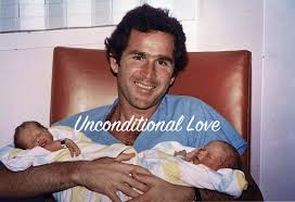George H W Bush Date Of Birth George W Bush Is The Father Of The Year