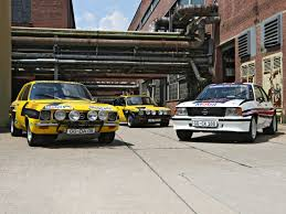 opel ascona 400 ascona a kadett c gt e 16v und ascona b 400 rallye opel von walter