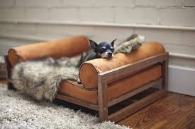 Modern Dog Furniture by Fancy Dog Beds U2013 Comfortable And Trendy Pet Furniture Ideas
