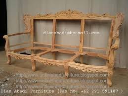 Wooden Frame Sofa Set Wood Carving Sofa Furniture Revistapacheco Com