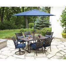 Woodbury 7 Piece Patio Dining Set - patio sets u0026 outdoor dining sets at ace hardware