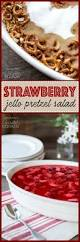 jello salads for thanksgiving strawberry jello pretzel salad potlucks barbecues parties
