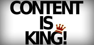 Content is King Source:http://techtwisted.com/good-quality-content-can-beat-google-updates/