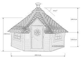 floor plans with dimensions in meters