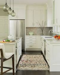 Small Kitchen With White Cabinets Kitchen Cabinet Design For Small Kitchen Fitcrushnyc