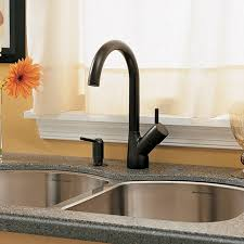 Kitchen Faucets And Sinks Culinaire Hi Flow Kitchen Faucet American Standard