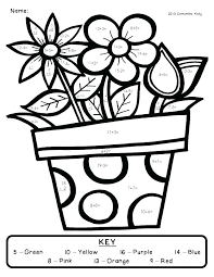coloring pages for math multiplication coloring sheets 4th grade math coloring pages