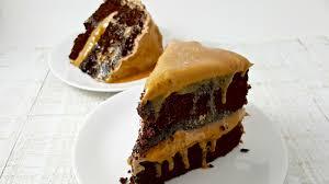salted caramel chocolate cake recipe u2013 small batch zona cooks