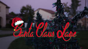 santa claus lane 2015 drone trailer youtube
