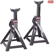 3 Ton Floor Jack Jack Stands And Creeper Set by Craftsman Power Jacks U0026 Stands Ebay