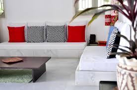 floor seating living room interior design