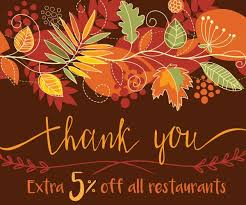 discounted restaurant gift cards cardcash 5 all restaurant gift cards the frugal south
