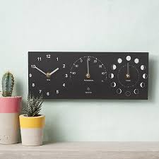 weird clocks clocks bedroom notonthehighstreet com