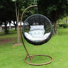 Rattan Hammock Chair Fansheng Outdoor Hammock Chair Wicker Pe Rattan Outdoor Hammock