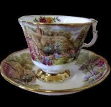 country roses tea set royal albert
