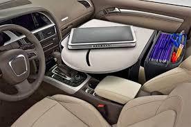 Laptop Steering Wheel Desk Portable Car Laptop Desk Fun Gadget World