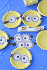 minion party favors minion party ideas diy minion party favors so and easy