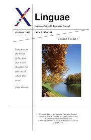 magistrat du si e d inition three basic language and semiotic pdf available