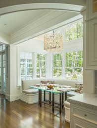 Curved Banquette Kitchen Traditional With Bench Seating In Kitchen Home Design Ideas And Pictures