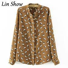 print blouses blouse print