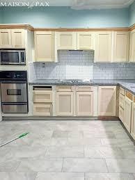 How To Refinish Kitchen Cabinet Doors Refacing Kitchen Cabinet Doors Ideas With Beadboard Home