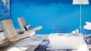 chambre peinte en bleu peinture chambre bleu turquoise 7 d co bleue ciel c t maison