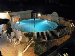 best above ground pool deck designs and ideas u2014 emerson design