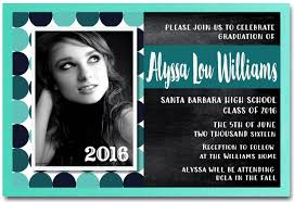 polkadot 2016 graduation announcements grad invitations di 6212