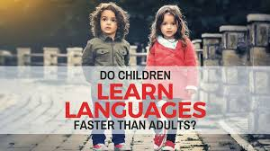 is it easier for baby to learn new language siowfa16 science in